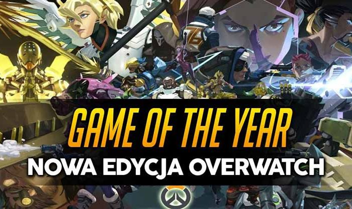 سی دی کی اورجینال Overwatch Game Of The Year Edition