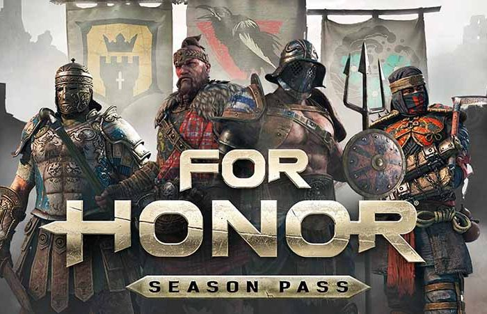 سی دی کی For Honor Season Pass (یوپلی)