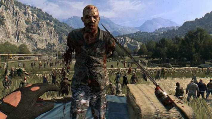 سی دی کی اورجینال Dying Light The Following Enhanced Edition