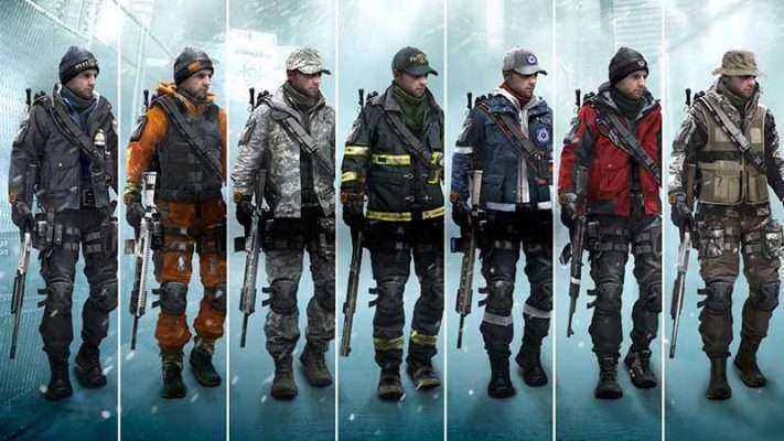سی دی کی Tom Clancy's The Division Season Pass