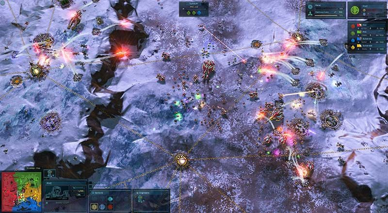 سی دی کی اورجینال Ashes of the Singularity Escalation