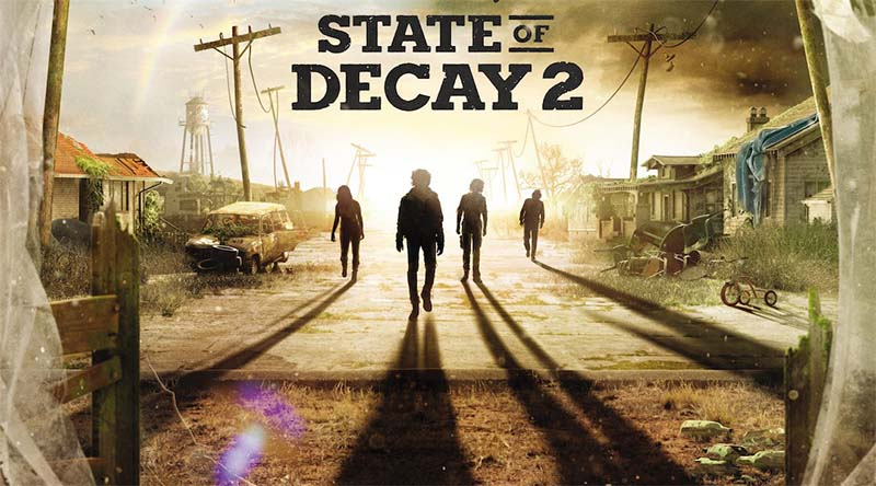 بازی State of Decay