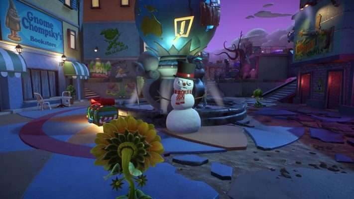 سی دی کی اورجینال Plants vs Zombies Garden Warfare 2