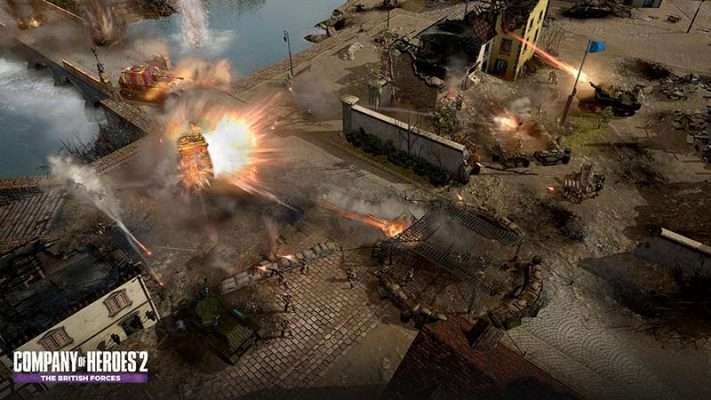سی دی کی اورجینال Company of Heroes 2 Master Collection