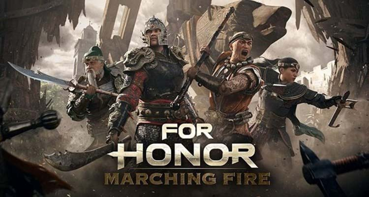 سی دی کی For Honor Marching Fire Expansion