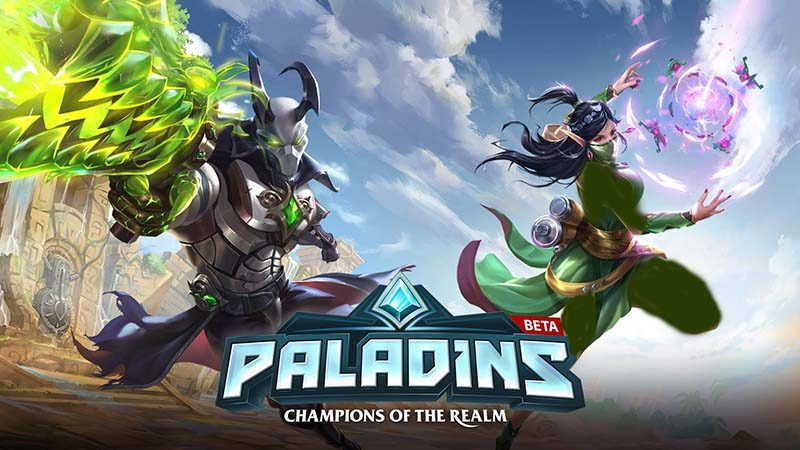 سی دی کی اورجینال Paladins Season Pass 2018 / Champion Pack