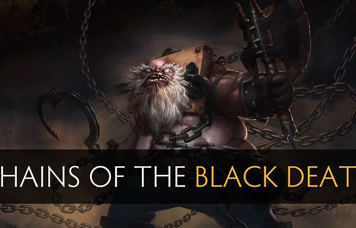 آیتم دوتا آیتم دوتا 2 - Chains of the Black Death (پاج)2 – Chains of the Black Death (پاج)