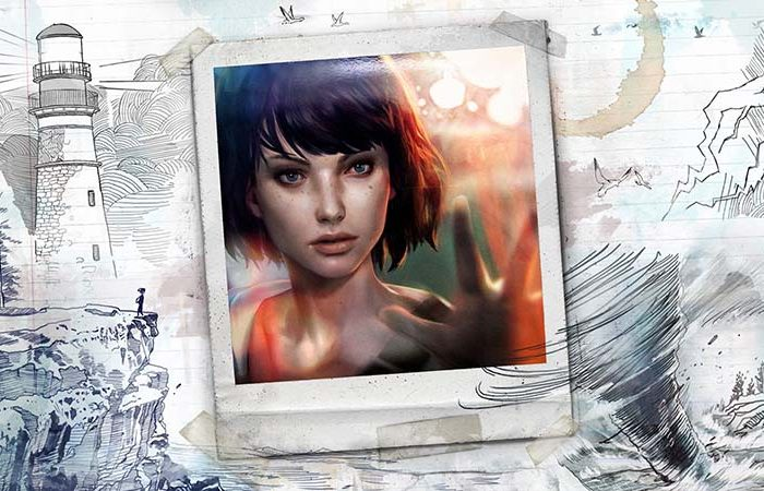 سی دی کی اورجینال Life is Strange Complete Episodes