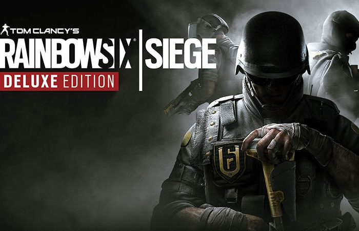 سی دی کی اورجینال Rainbow Six Siege Deluxe Edition