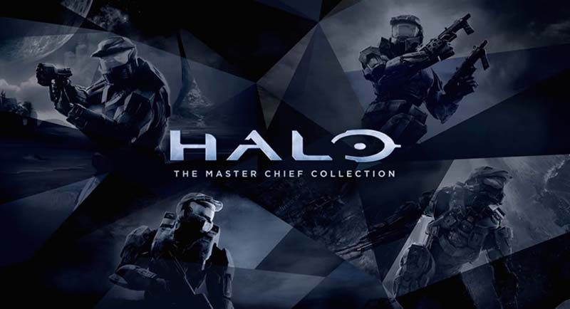 سی دی کی اورجینال Halo The Master Chief Collection