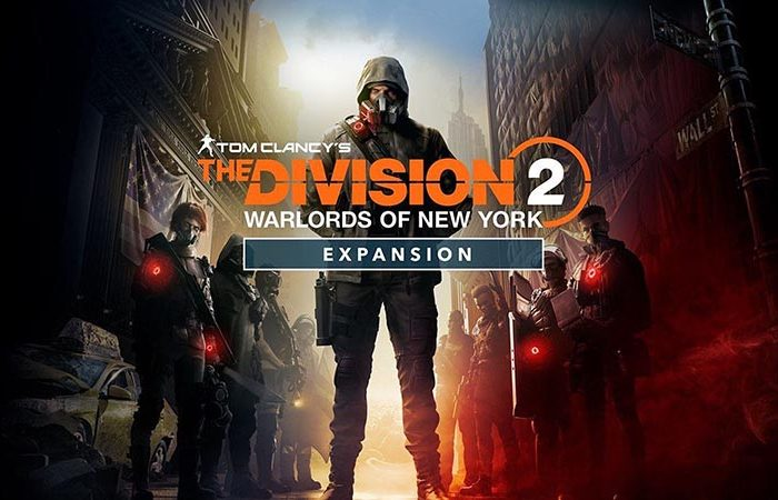 سی دی کی Division 2 Warlords of New York Expansion (اکسپنشن بازی)
