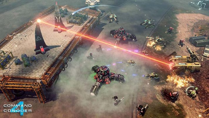 سی دی کی اورجینال Command and Conquer The Ultimate Collection