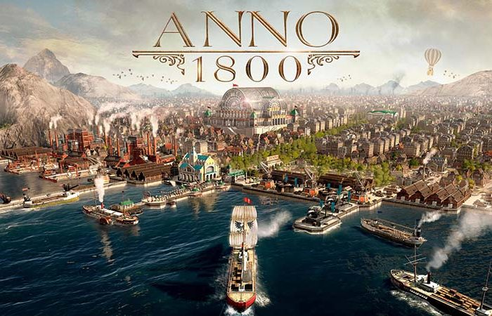 سی دی کی Anno 1800 Season Pass 1 & 2