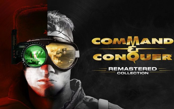 سی دی کی اورجینال Command & Conquer Remastered Collection