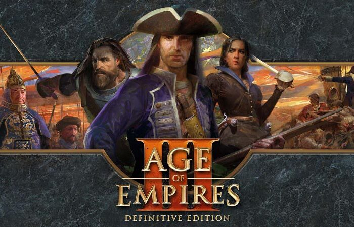 سی دی کی اورجینال Age of Empires III: Definitive Edition